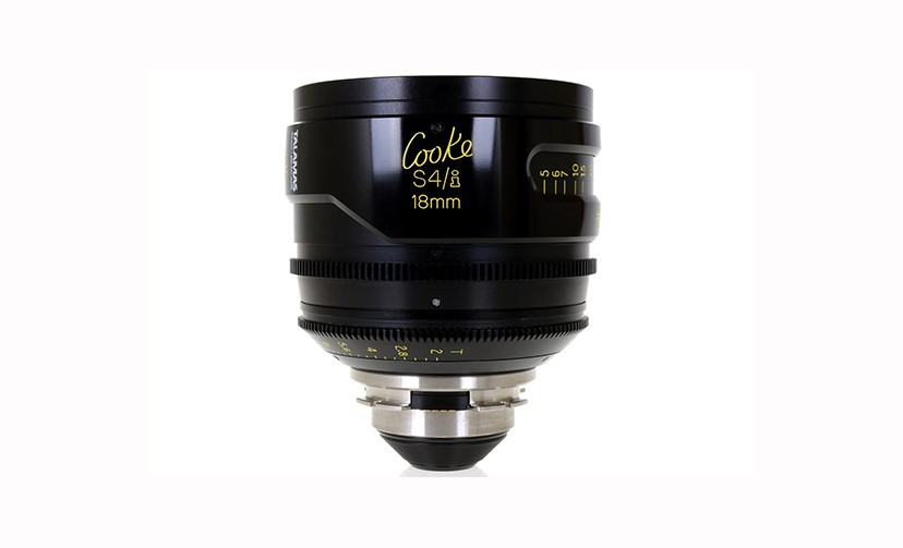 Óptica Cooke S4/I T2 18 mm