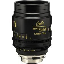 Óptica Cooke S4/I Mini T 2.8 100 mm