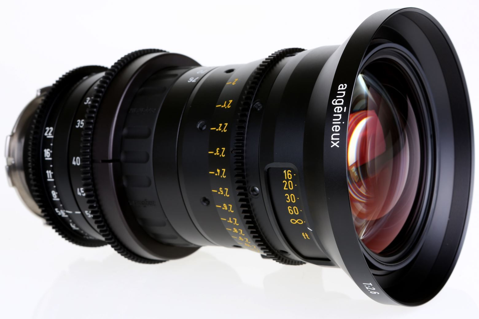 ZOOM ANGENIEUX OPTIMO 28-76 mm T 2.6