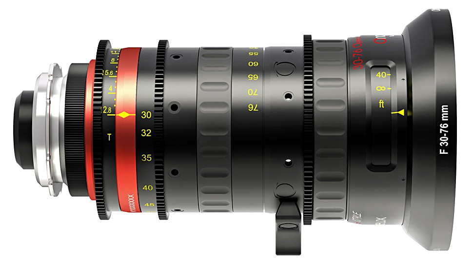 ZOOM ANGENIEUX OPTIMO STYLE 30-76 mm