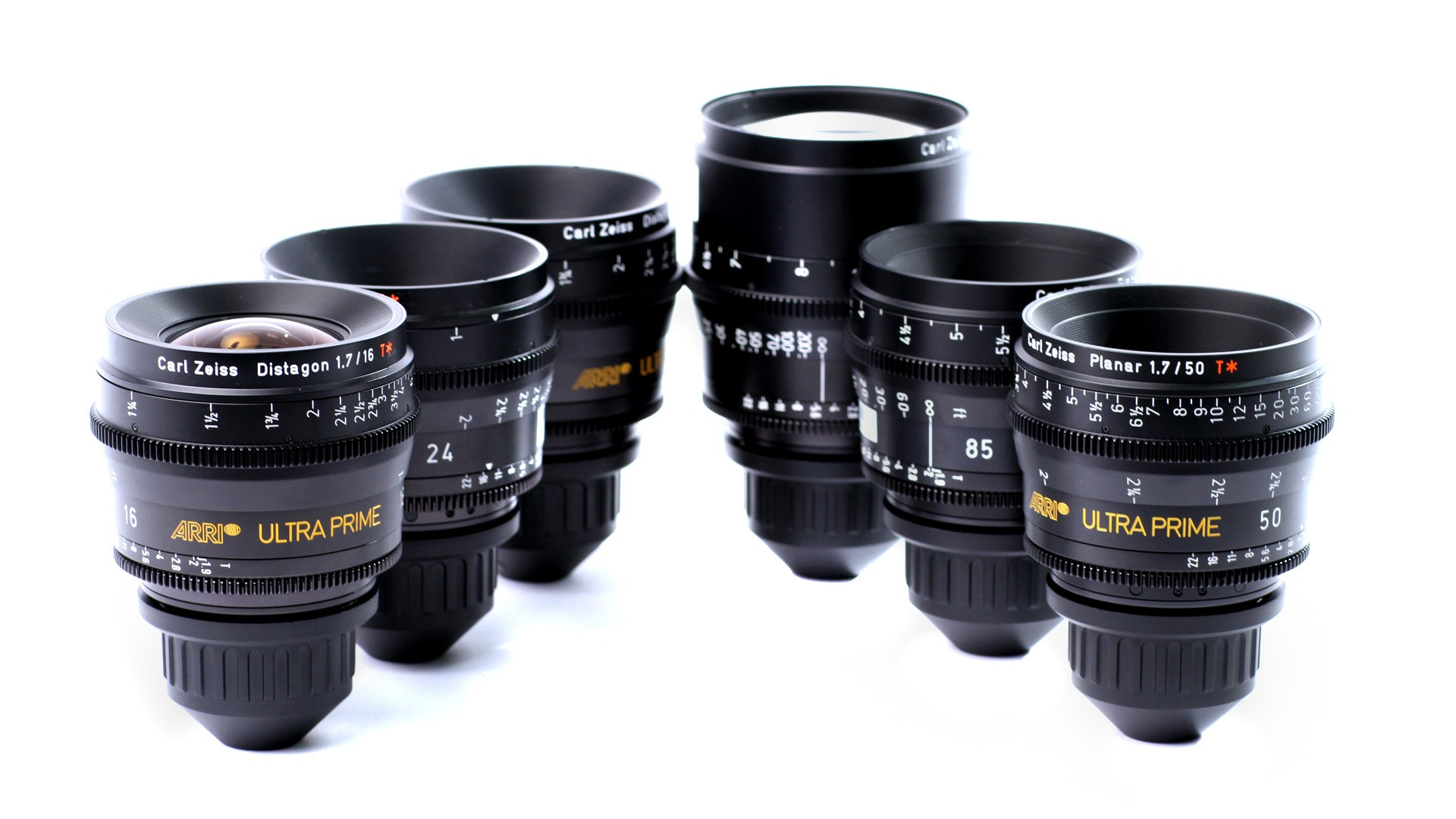 Set Opticas Zeiss Ultraprime