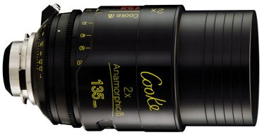 Optica Cooke  Anamorfica/i 135 mm