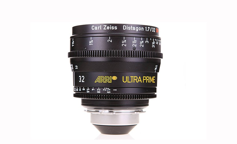 Óptica Arri/Zeiss Ultraprime T1.9 32 mm