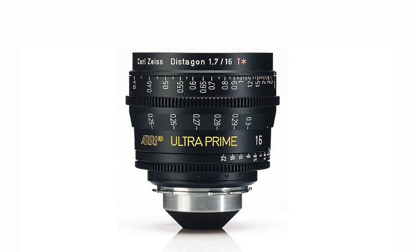 Óptica Arri/Zeiss Ultraprime T1.9 16 mm