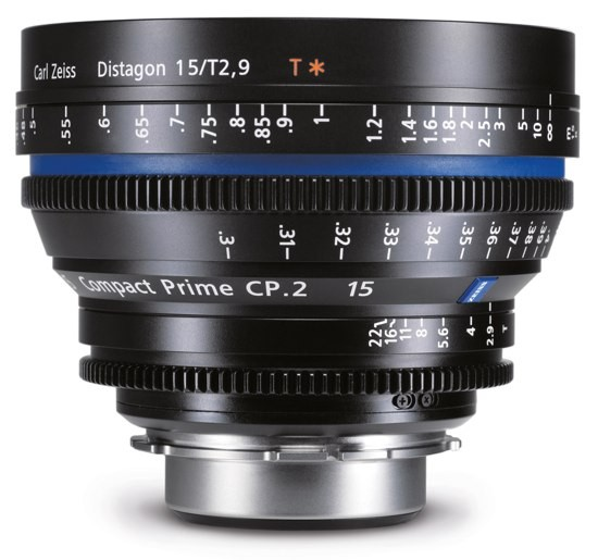Optica Compact prime Super speed CP2 15 mm 2.9