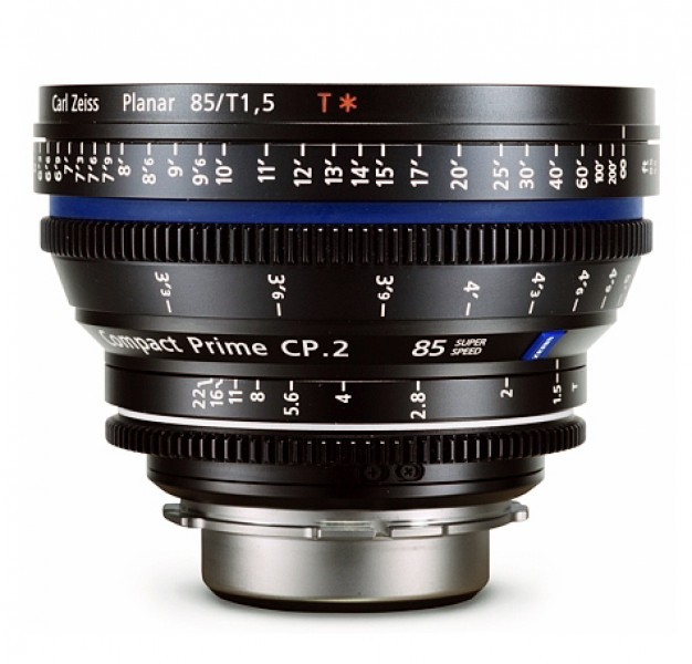 Optica Compact prime Super speed CP2 85 mm 1.5